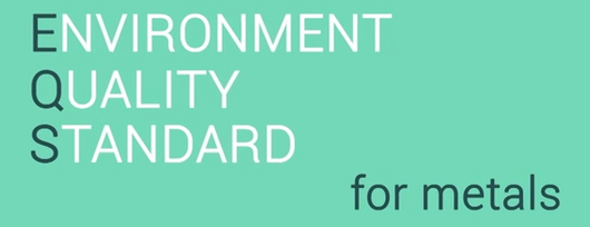 Environment Quality Standard for metals